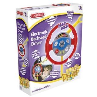 【英國CASDON卡士通】兒童學習電子有聲方向盤