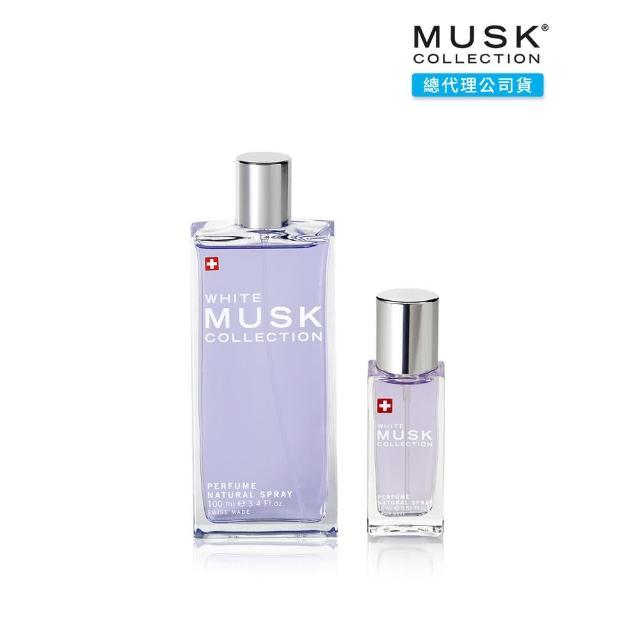 【Musk Collection】經典白麝香淡香精100ml(+贈經典白麝香淡香精15ml)