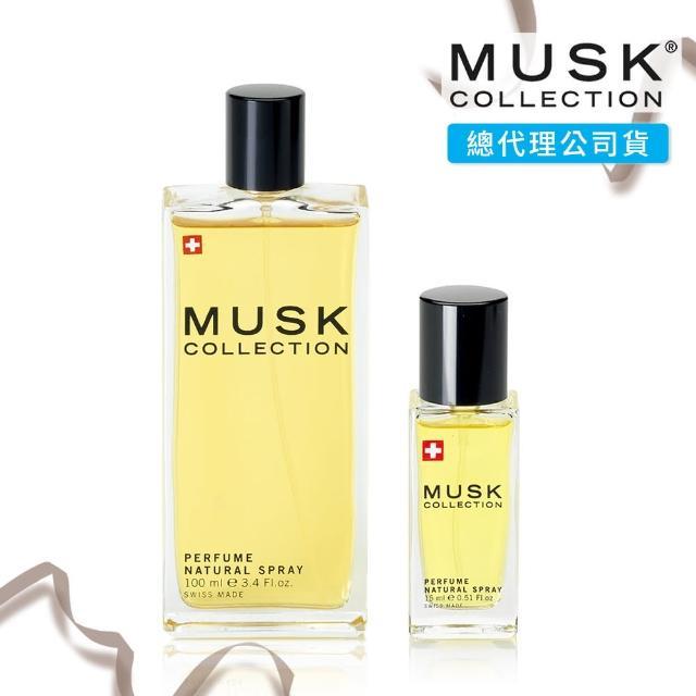 【Musk Collection】經典黑麝香淡香精100ml(+贈經典黑麝香淡香精15ml)