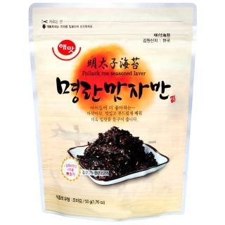 【SEAHWA】京畿道明太子海苔酥(50g)