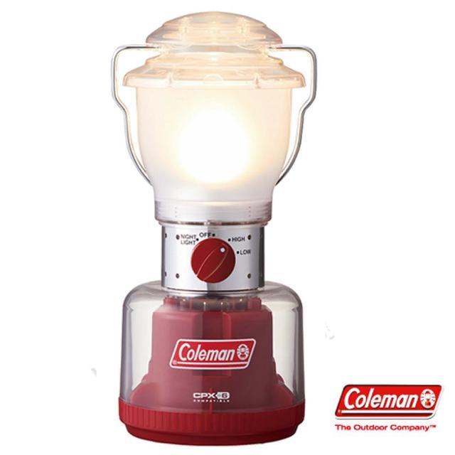 【美國 Coleman】CPX6倒掛式LED營燈 III .三段式露營燈.汽化燈造型(CM-27302)