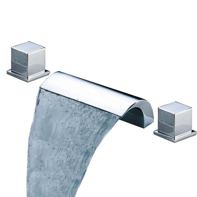 【HOMAX】三件式浴缸龍頭組(HV-5293)