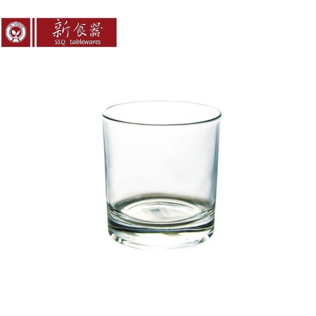 【新食器】迪斯玻璃水杯280ML(3入組)