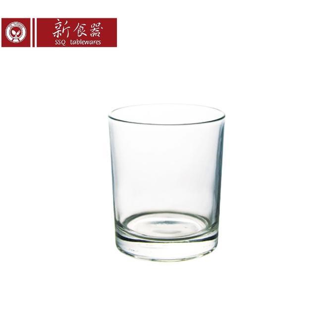 【新食器】迪斯威士忌玻璃杯330ML(3入組)