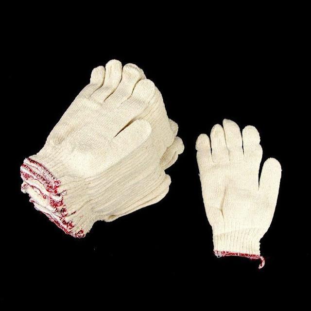 【TRENY】棉紗手套-12雙(0405)