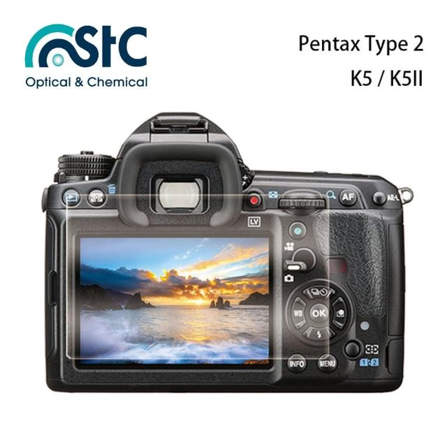 【STC】玻璃螢幕保護貼 Pentax Type A(適用 K5 K5II)