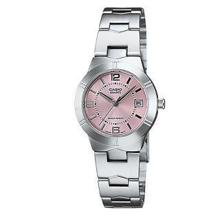 【CASIO】都會流行氣質腕錶(LTP-1241D-4A)