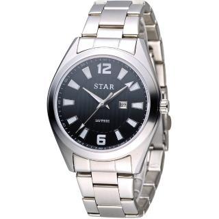 【STAR 時代】永恆時光紳士腕錶(9T1602-231S-D)