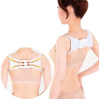 【日本sunfamily】調整型美姿肩帶