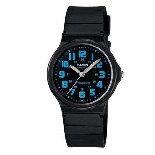【CASIO】簡約視覺效果輕薄腕錶(MQ-71-2B)
