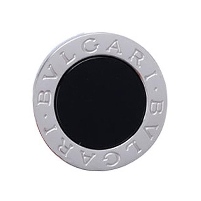 【BVLGARI】寶格麗 經典18K白金戒指(AN851540#54)