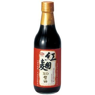 【味王】味王-紅麴XO醬油590ml