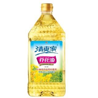 ~統一清爽家~芥花油2L 瓶^(健康安心的好油^)