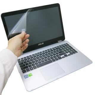 【EZstick】ASUS TP501 TP501UB 系列專用 靜電式液晶螢幕貼(可選鏡面防汙或高清霧面)
