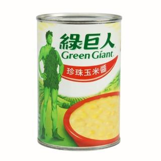 【綠巨人】珍珠玉米醬(418g)