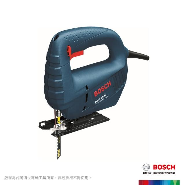 【BOSCH】可調速線鋸機(GST 65 E)