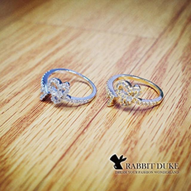 【Rabbit Duke】經典歐美風格 個性變型鑰匙設計造型戒指