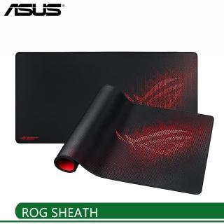 【ASUS 華碩】ROG SHEATH 專業電競鼠墊(900x440x3mm)