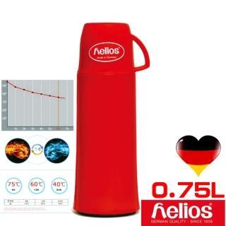【德國helios 海利歐斯】HES-Elogance保溫瓶熱情紅(750CC)