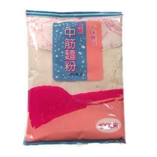 【千味】中筋麵粉(400g)