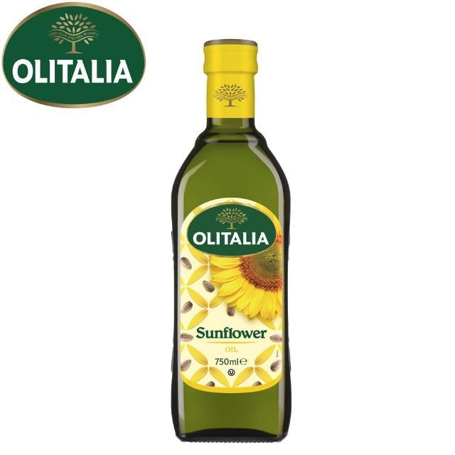 【Olitalia奧利塔】葵花油(750ml)