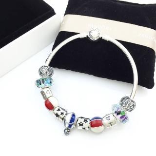 【Pandora】夏日情懷精選純銀串珠單顆均一價(6款任選1顆)