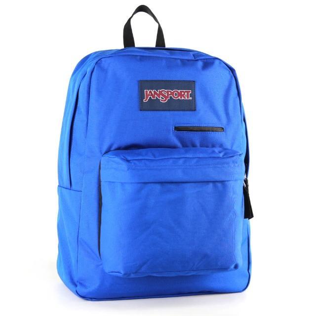 【JanSport】DIGITAL背包 DIGBREAK(旋風藍)