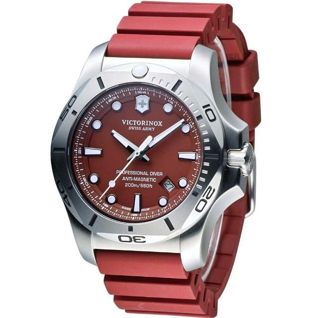 【Victorinox 維氏】I.N.O.X. Professional Diver 潛水錶(VISA-241736)
