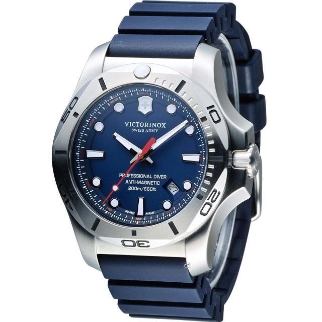 【Victorinox 維氏】I.N.O.X. Professional Diver 潛水錶(VISA-241734)