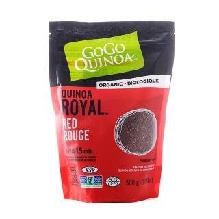 【Gogo Quinoa】有機紅藜麥500g(低GI、無麩質、全素)