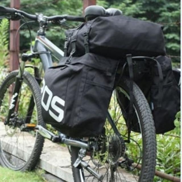 【May Shop】環島必備-ROSWHEEL車後置物袋 馬鞍包 防水包 收納包