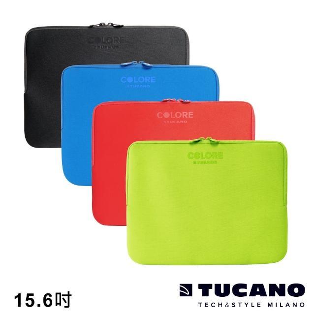 【TUCANO】Colore 多彩時尚筆電防震內袋 15.6吋