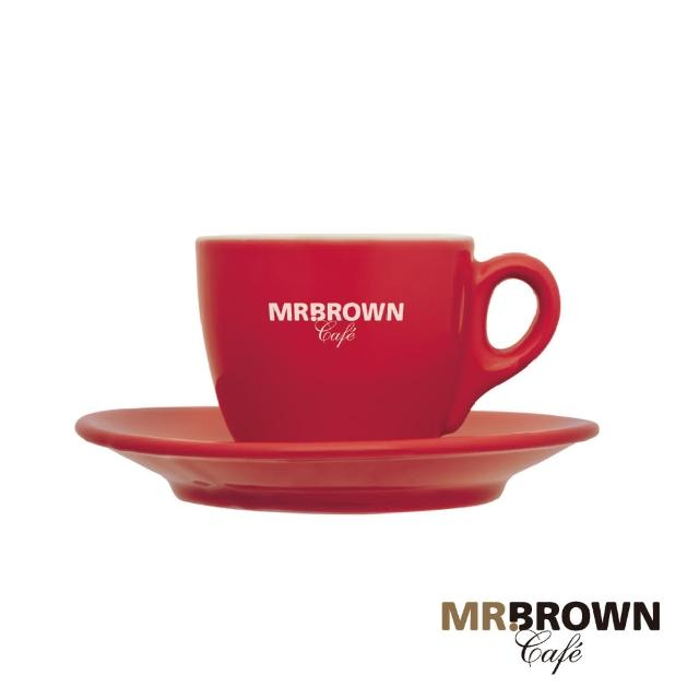 【伯朗】繽紛迷你馬克杯 緋鑽紅