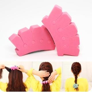 【mAGGIE】時尚造型編髮器(2入)