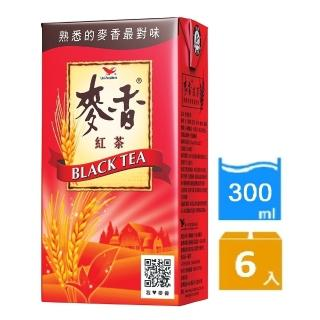 【麥香】紅茶300ml 6入/組