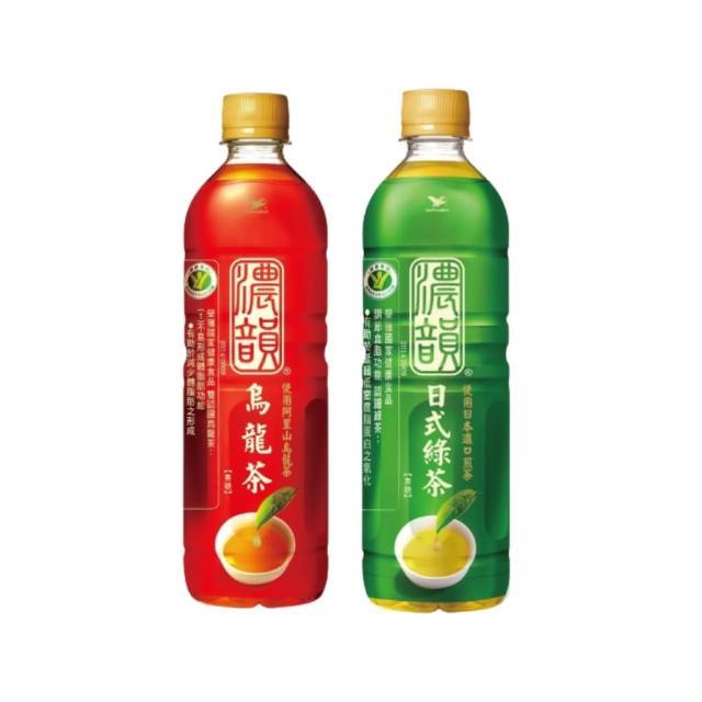【茶?王】濃韻烏龍茶600ml 24入/箱(國家健康食品雙認證)