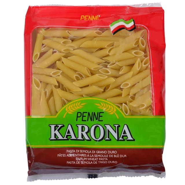 【美味大師】KARONA卡好拿義大利尖管麵(400g)