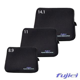 【Fujiei】筆記型電腦/平板11吋多功能防震包