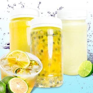 【那魯灣】鮮榨冷凍純檸檬/金桔原汁任選10瓶(230g/瓶)