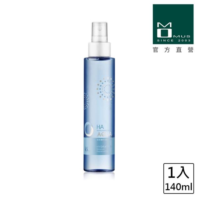 【MOMUS】玻尿酸保濕玫瑰水(噴霧)