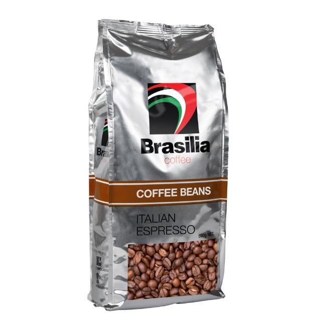 【Brasilia】巴西里亞咖啡豆-義式濃縮風味(500g)