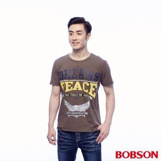 ~BOBSON~男款印圖T恤 24040~76