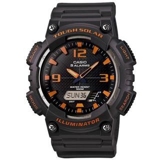 【CASIO】頂級戶外太陽能電力運動雙顯錶(AQ-S810W-8A)