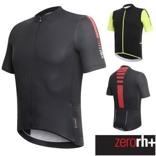 【ZeroRH+】義大利HERO PolartecR系列專業自行車衣(螢光黃、黑色 ECU0320)