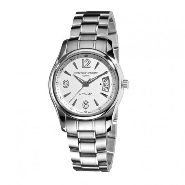 【CONSTANT 康斯登】高雅時尚機械腕錶(FC-303S4B26B)