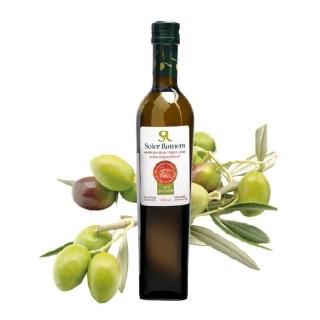 【Soler Romero】莎蘿瑪百年莊園-冷壓初榨橄欖油(500ml/瓶)