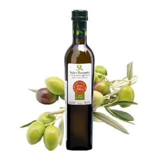 【Soler Romero】西班牙莎蘿瑪-初榨冷壓橄欖油(250ml/瓶)