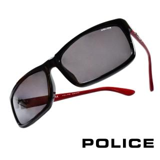~POLICE~義大利警察都會款 型男眼鏡~膠框 紅色~POS1883~700P