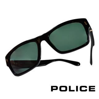 ~POLICE~義大利警察都會款 型男眼鏡~膠框 黑色~POS1885~700P