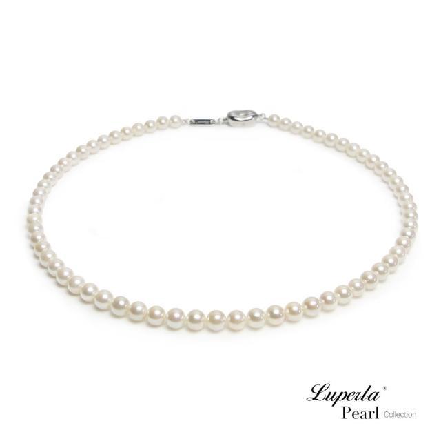 【大東山珠寶】日本Akoya海水珍珠項鍊 6-6.5mm